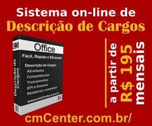 Sistema on-line de Descrição de Cargos