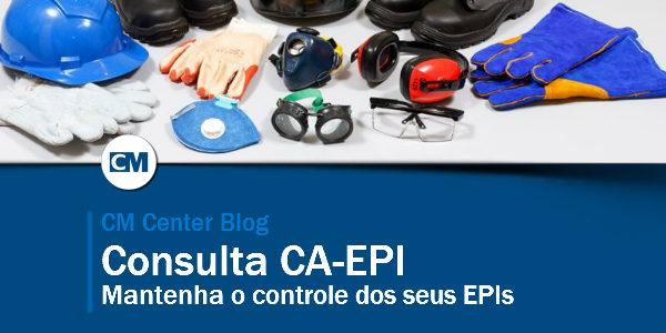 Consulta CA EPI
