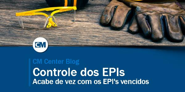 Controle de entrega de EPI