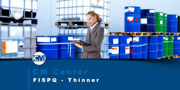 FISPQ Thinner – Perigos, cuidados e EPIs