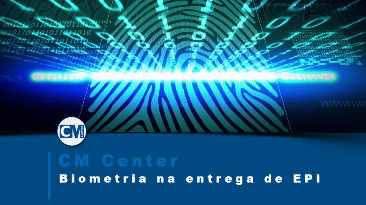 Biometria na Entrega de EPI: seus prós e seus contras