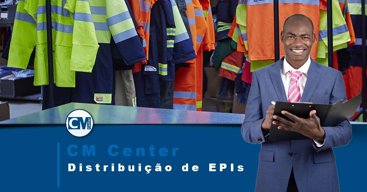 Entenda sobre o controle de distribuição de EPI