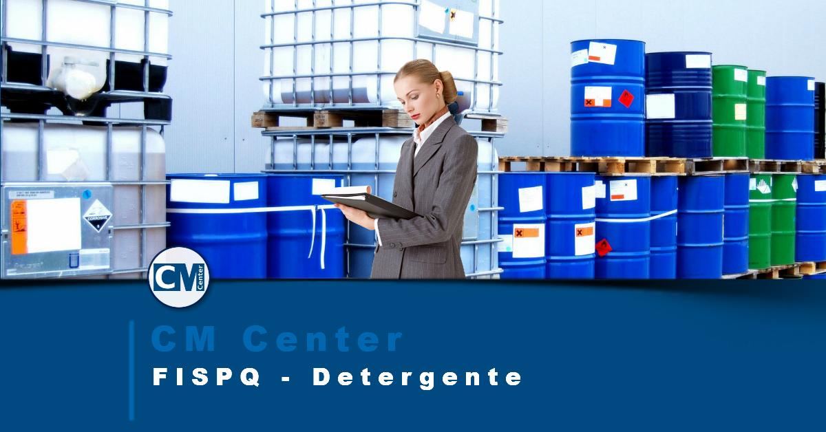 FISPQ Detergente - Perigos, cuidados e EPIs