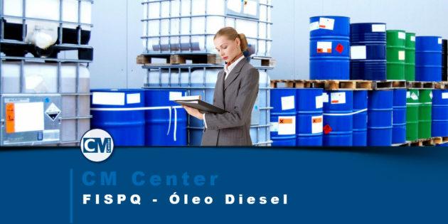 FISPQ Óleo Diesel - Perigos, cuidados e EPIs