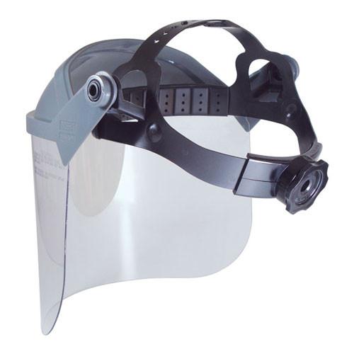 EPI para proteção dos olhos: PROTETOR FACIAL DE SEGURANÇA