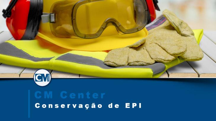 Conservação de EPI: higienização e armazenamento