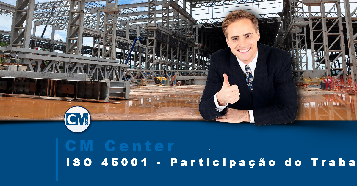 Participação do Trabalhador na ISO 45001